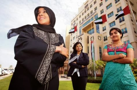 Scholarship boom in UAE Universities