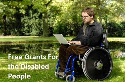Free Grants For the Disabled People