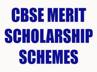 cbse nic in merit scholarship