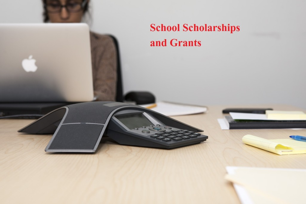 School Scholarships and Grants