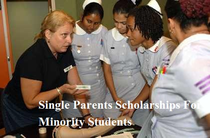 Single Parents Scholarships For Minority Students